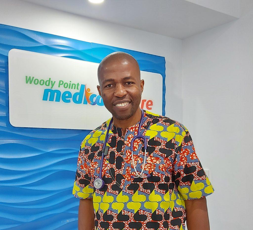 Dr Obinna Ekeocha